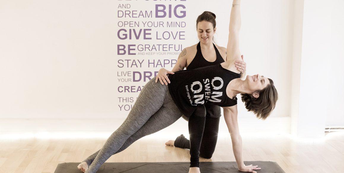 Yoga Personal Training