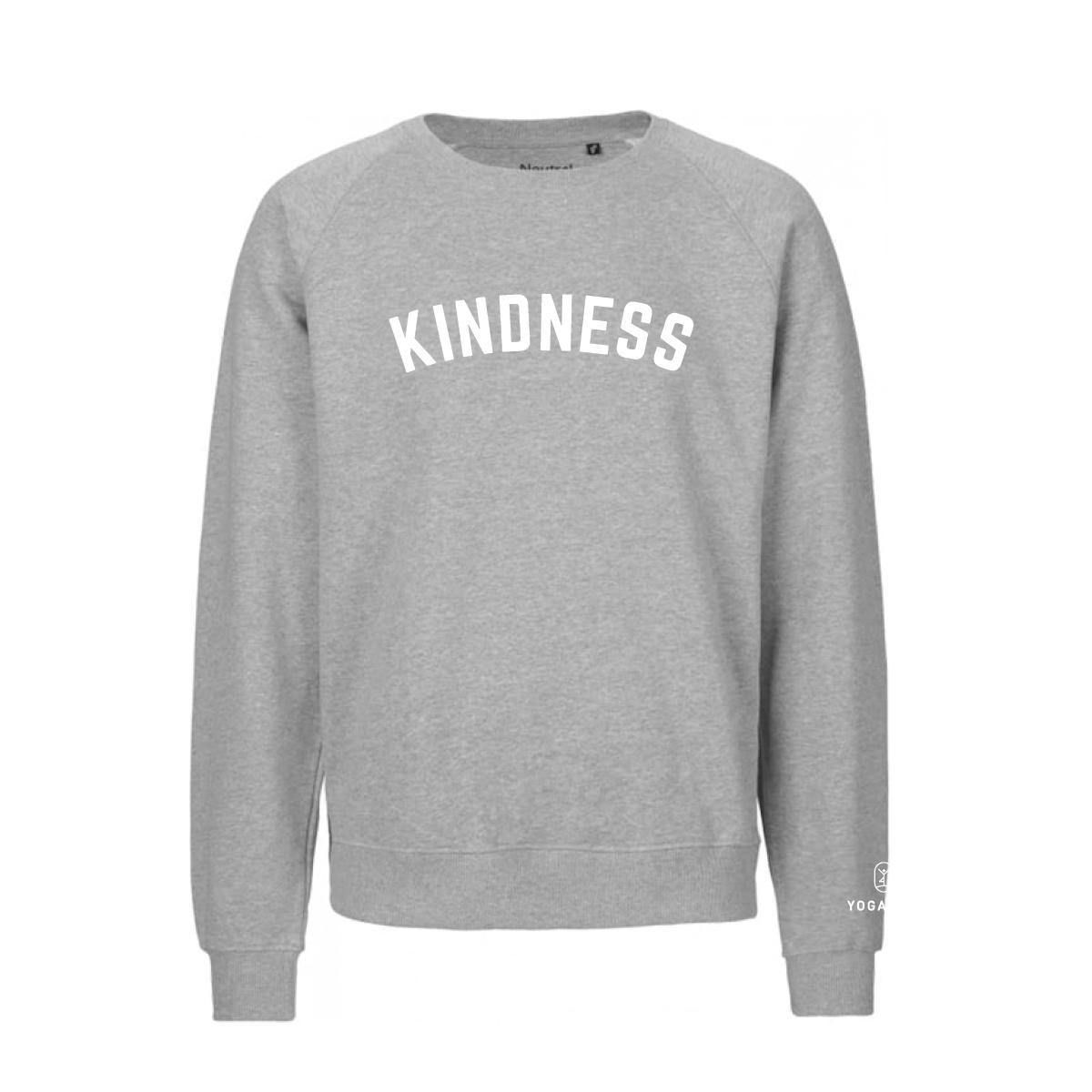 YOGALIFE Bio-Fairtrade-Sweater KINDNESS