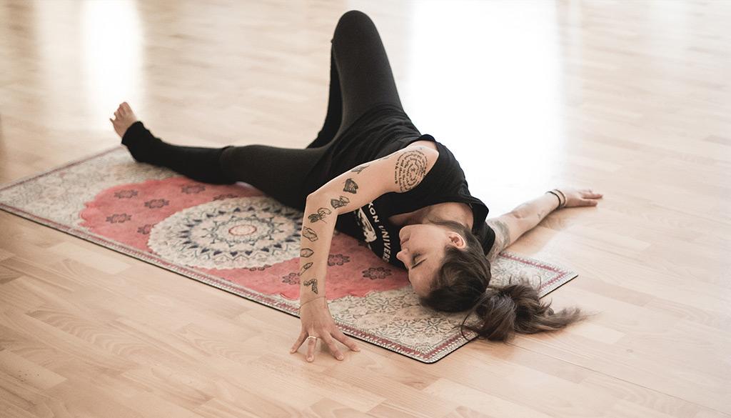 Nicki Stretch & Relax